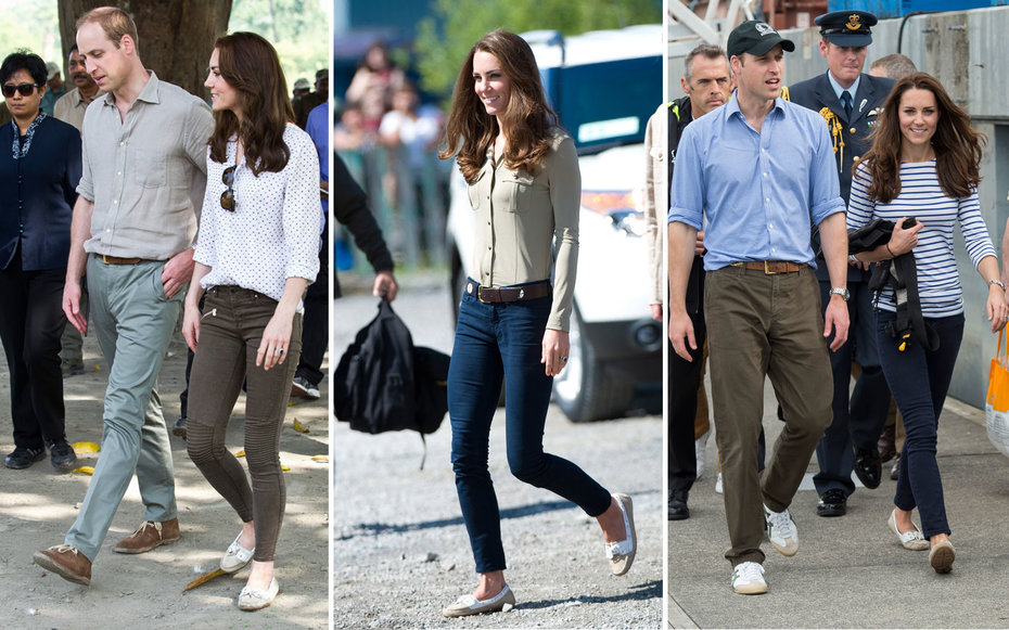Where To Buy Kate Middleton S Boat Shoes Travel Leisure
