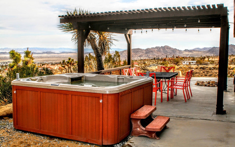 Airbnbs National Parks