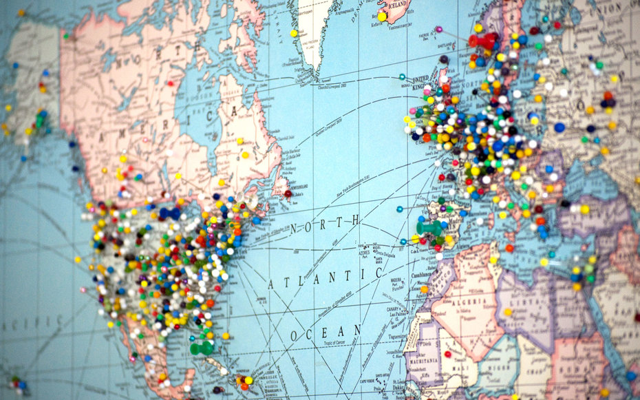 Instagram to Stop Offering Photo Maps – Places Traveled Map