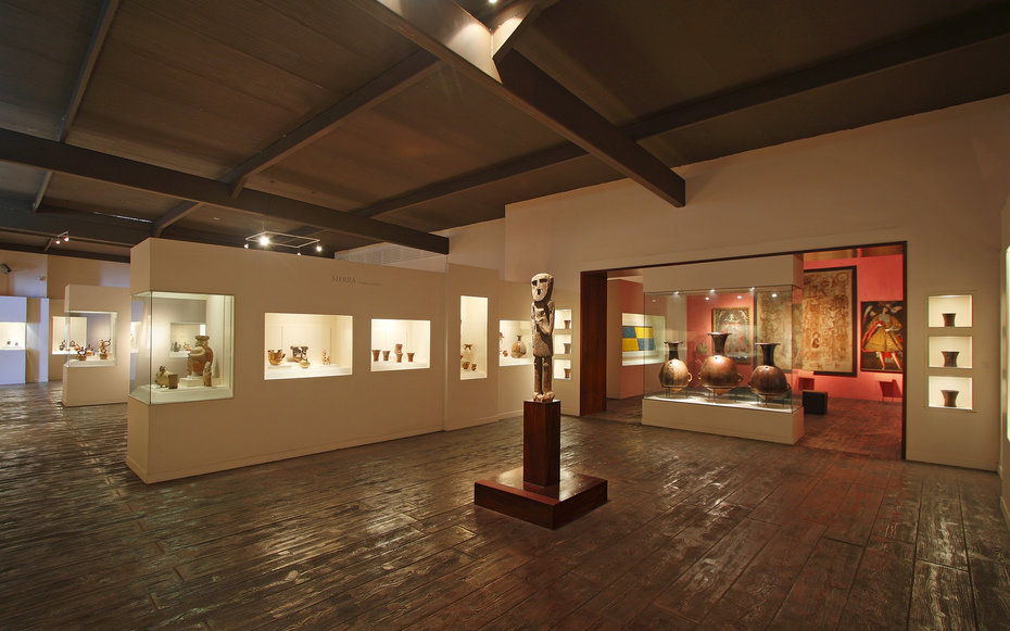 Museo Larco Museum in Lima