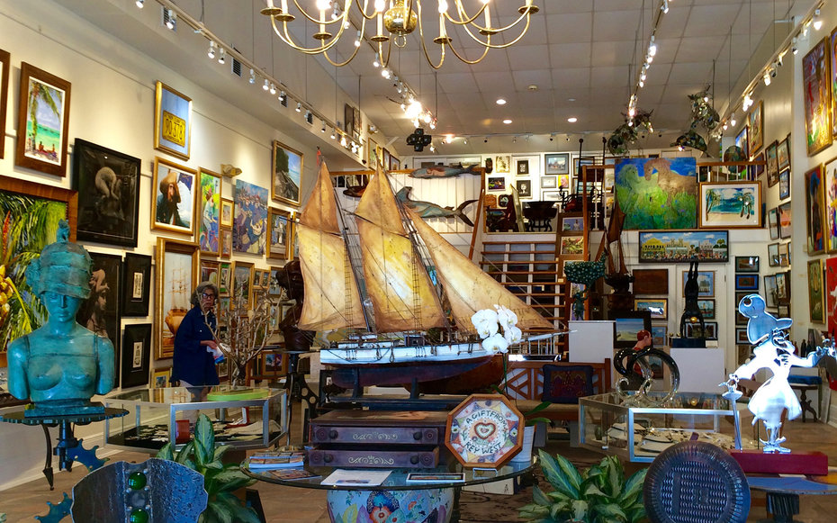 The Gallery on Greene in Florida Keys