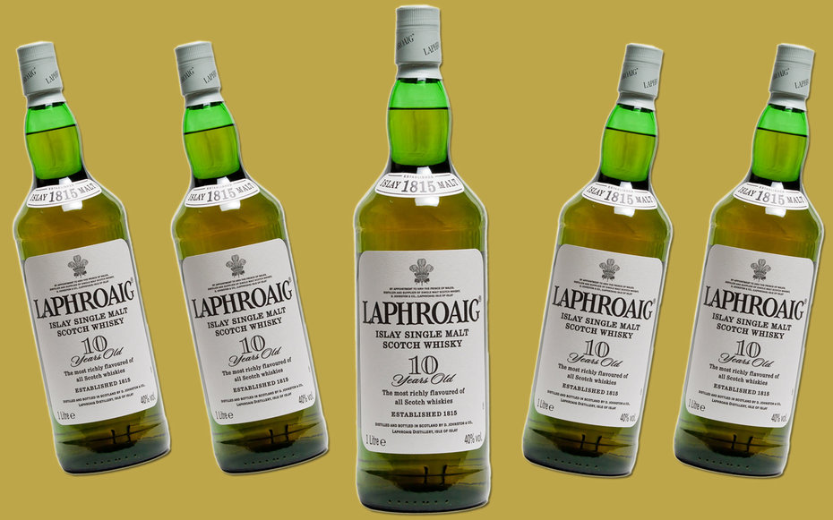 Cocktails Made with Laphroaig Islay