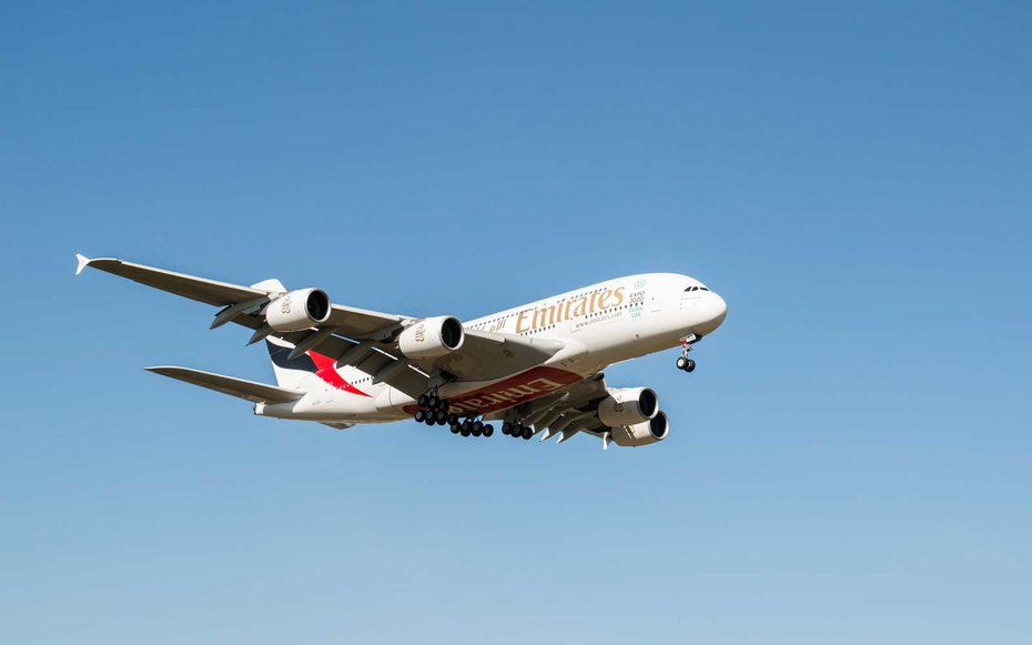Book 2 for 1 flights this black friday with emirates for Black friday flight deals international flights