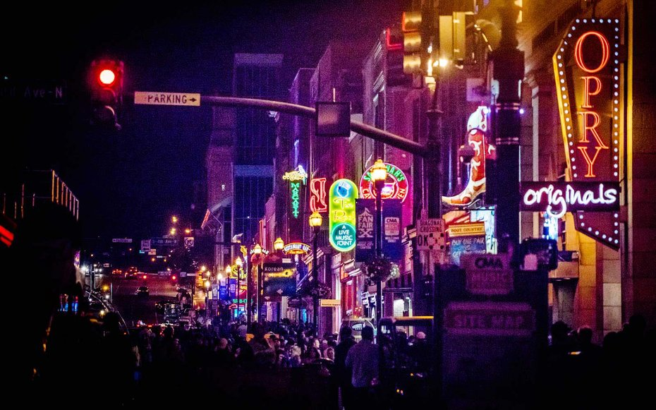Country Music Stars' Guide to Nashville