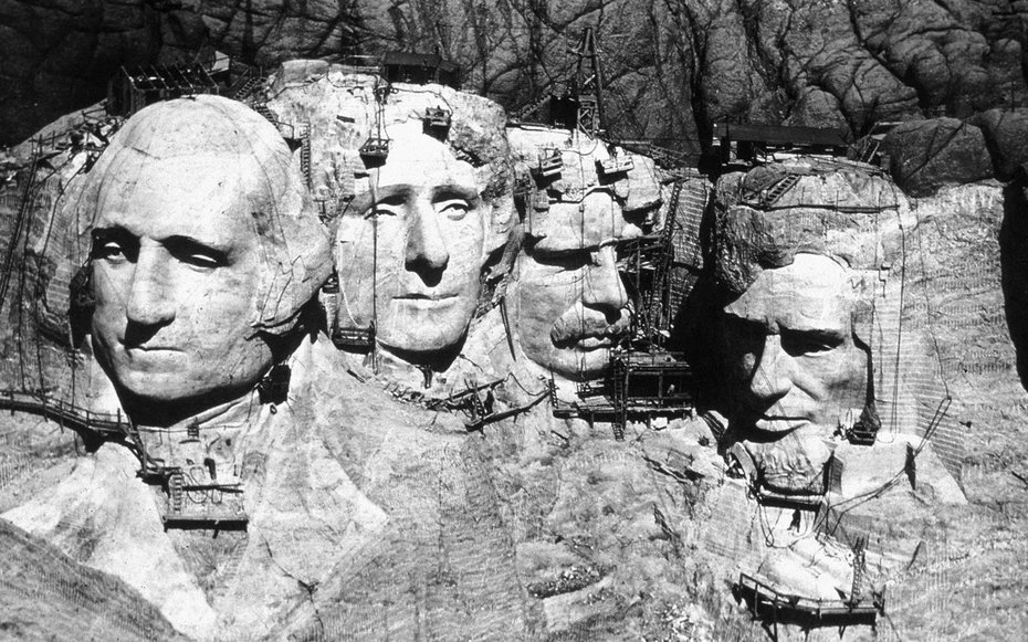 Secrets history and facts mount rushmore travel leisure for Mount rushmore history facts