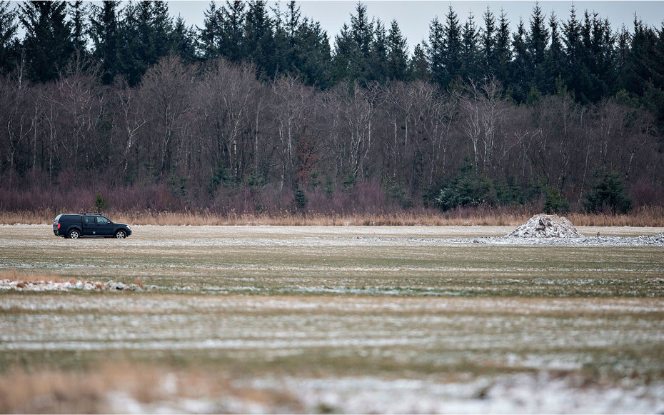 Schoolboy finds downed WWII plane and pilot's bones on family farm