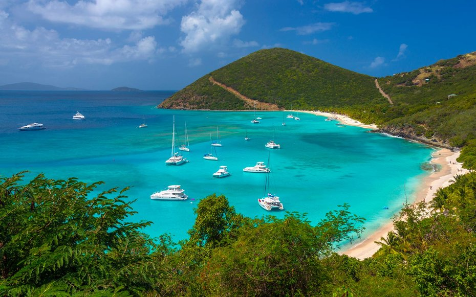 British Virgin Islands Vacation Guide Travel Leisure