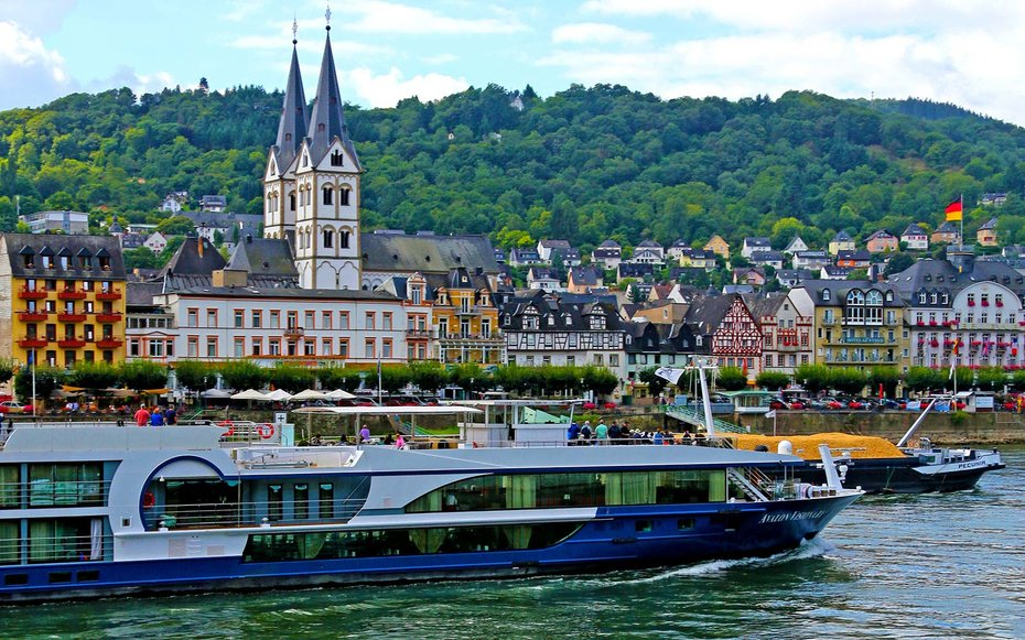 Avalon Waterways Visionary Rhine River Cruise Einhard