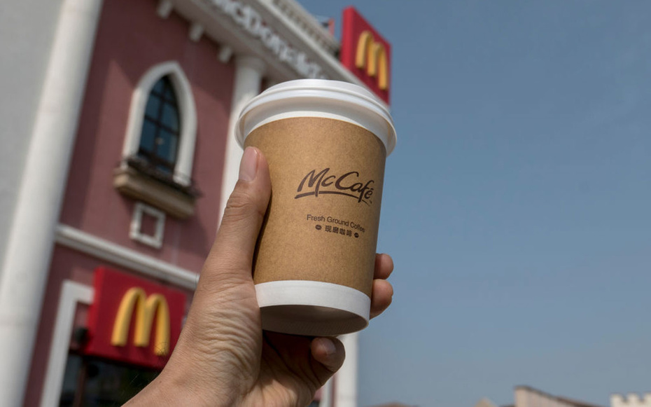 McDonald's is giving away free coffee this week — here's how to get one