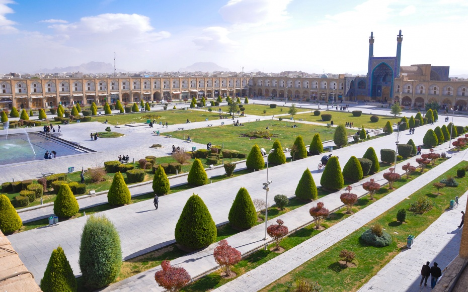 Best Places to Travel in 2015 – Iran Tourist Attractions Map