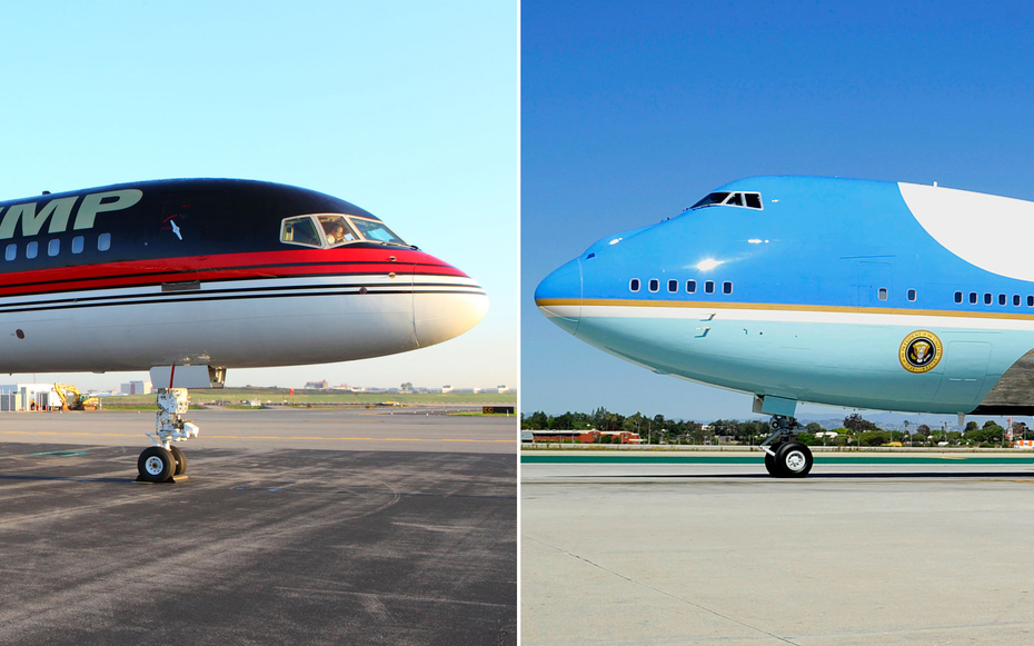 Presidential Planes