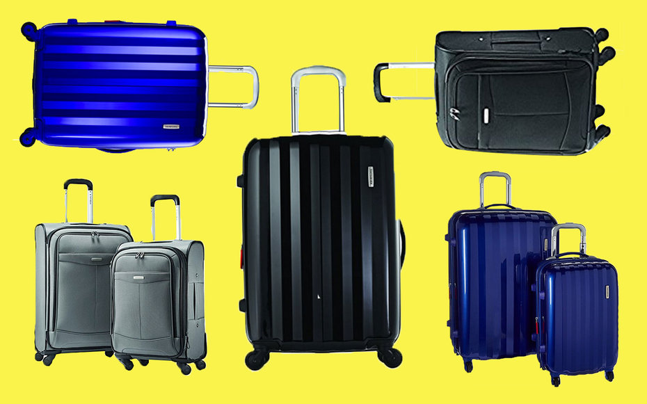 Amazon Deal of the Day Samsonite Luggage Spinner Set | Travel   ...
