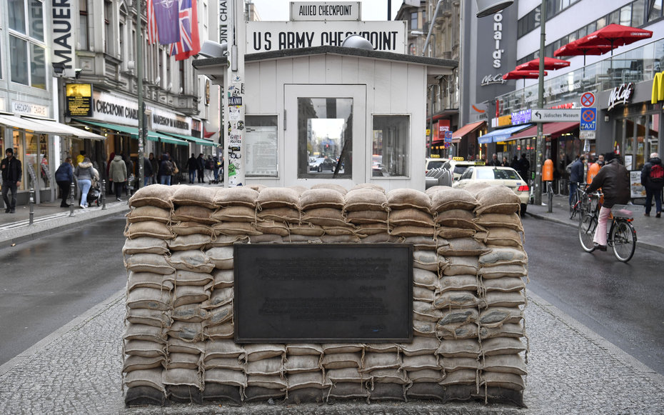 How Berlin's Checkpoint Charlie is poised for drastic changes