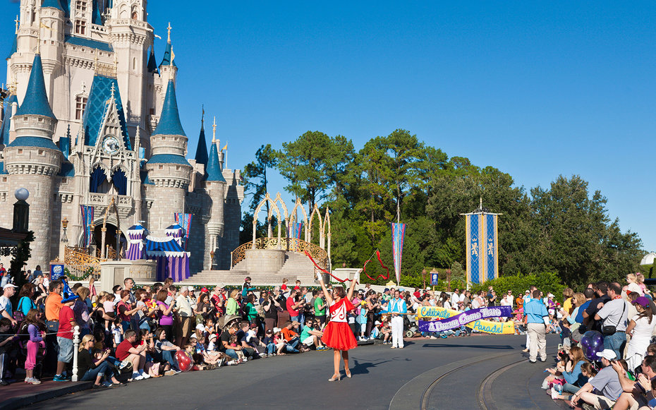 The cheapest times to visit disney travel leisure for Cheapest places to vacation in the world