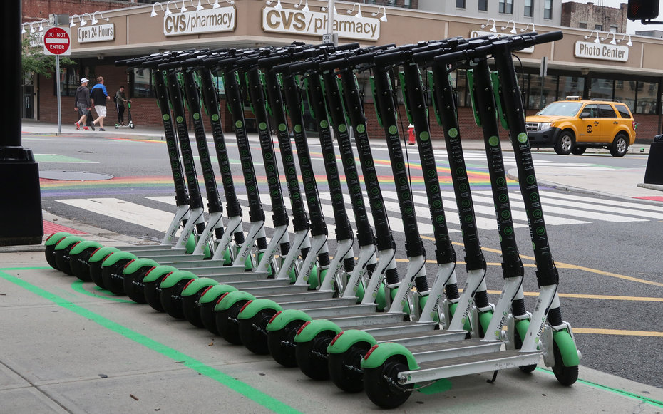 E-Scooters have become a headache for some cities — here's how they're dealing with it