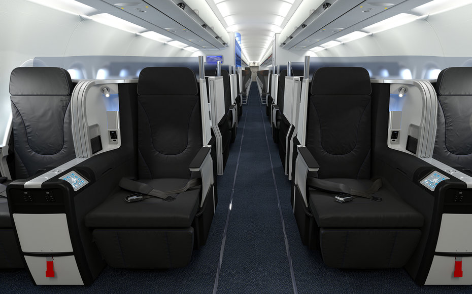 How To Book A Transcontinental Business Class Seat With