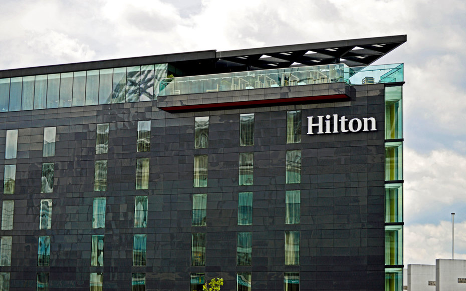 Hilton Added Cancellation Fee
