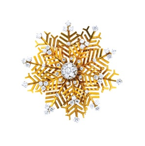 brooch, Van Cleef & Arpels, antique, jewlery