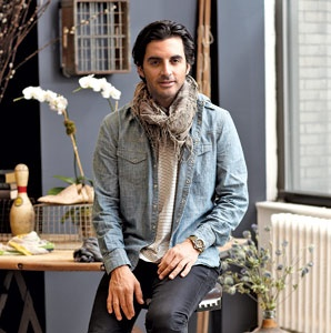 Yigal Azrouël, fashion, fashion designer, clothes, travel