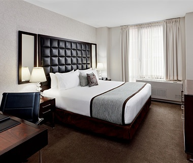 10 Intercontinental New York Times Square Most Comfortable Hotel Beds Travel Leisure