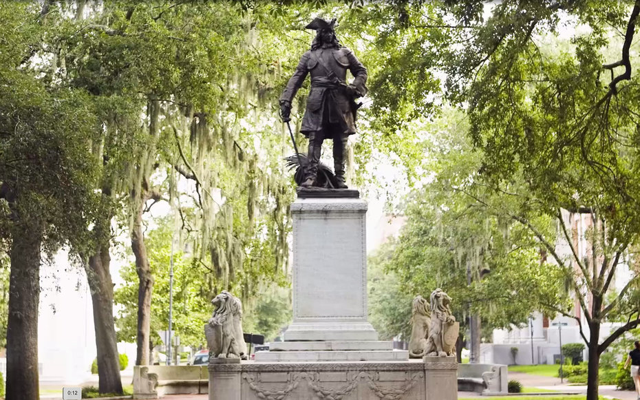 VIDEO: Five Things to Do in Savannah