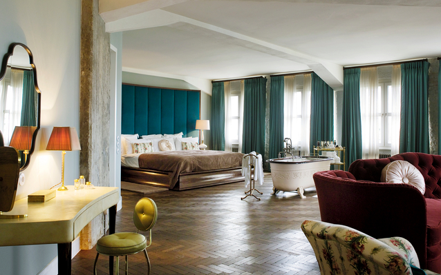 Soho House Berlin Hotel