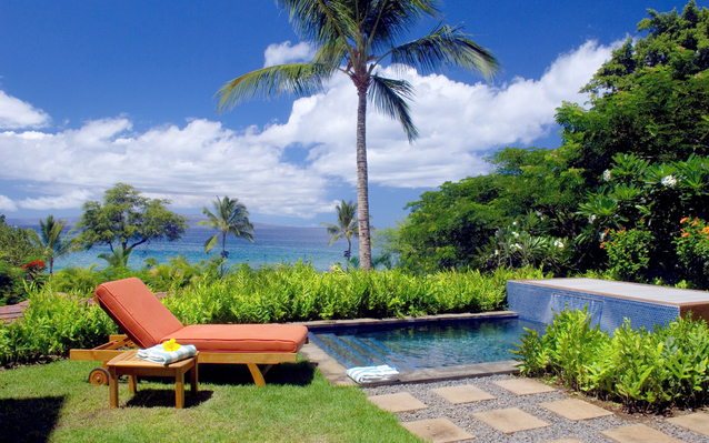 Wailea Beach Villas in Maui