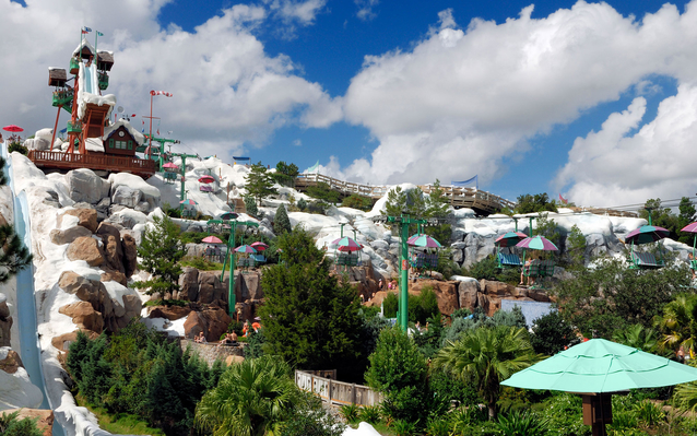 blizzard beach disney
