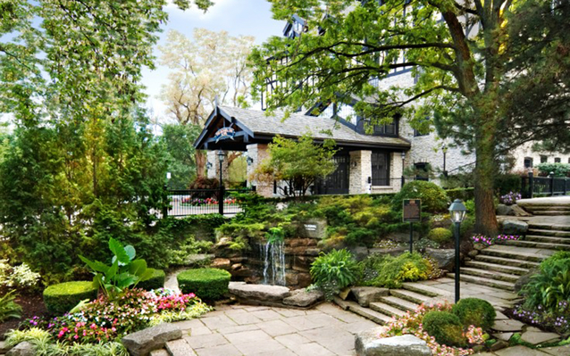 Old Mill Spa and Inn in Toronto