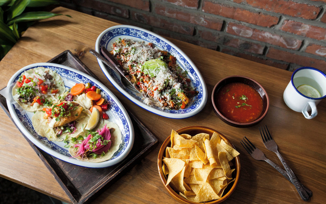The Taco Bar Restaurant in Beijing