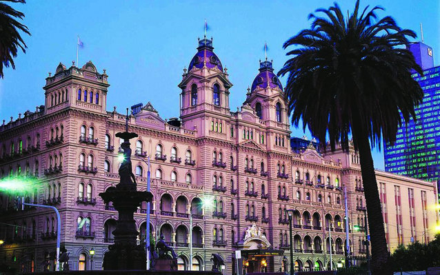Hotel Windsor in Melbourne