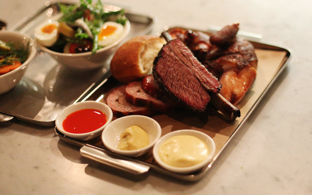 LP's Quality Meats Restaurant in Sydney