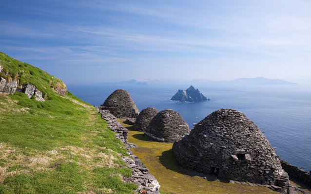 Skellig Michael Ireland Island