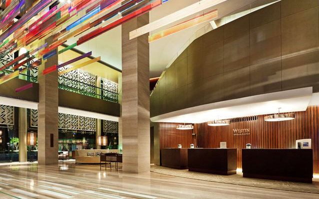Westin Gurgaon Hotel in Delhi