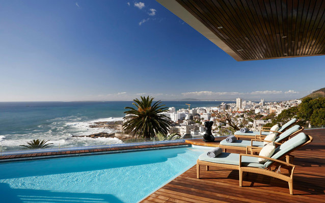 Ellerman House Hotel in Capetown