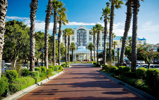 Table Bay Hotel in Capetown