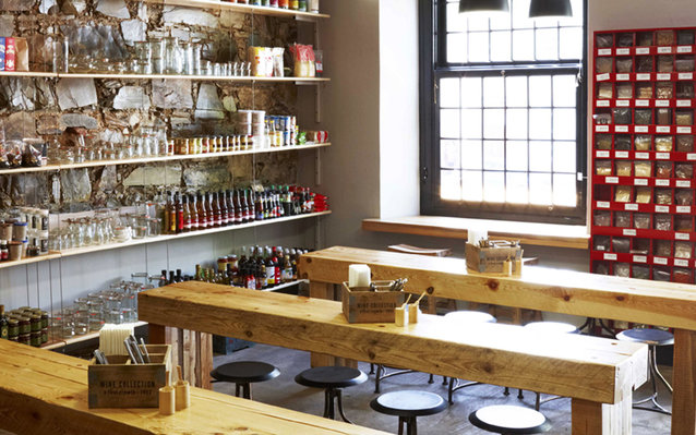 Chef's Warehouse & Canteen Restaurant in Cape Town