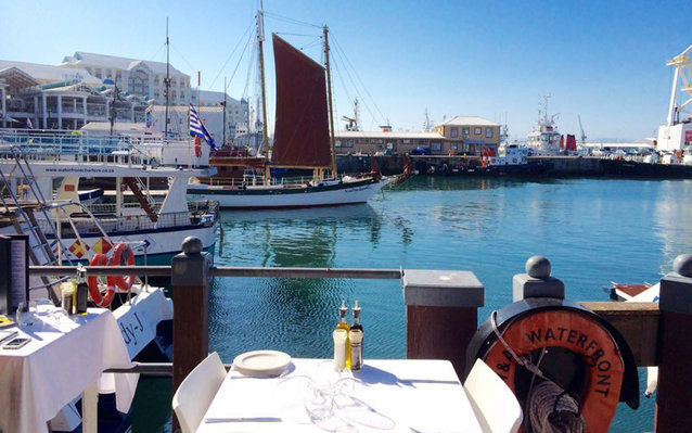 Harbour House Restaurant in Cape Town