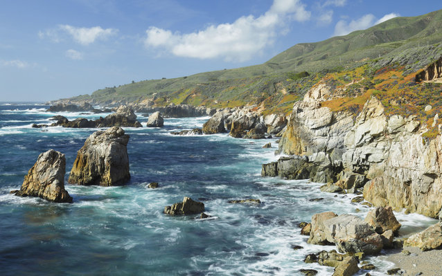 Carmel By The Sea Big Sur California