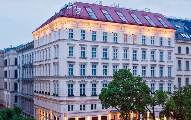 Ring Hotel in Vienna