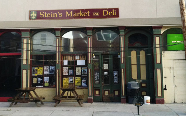 Stein's Market and Deli Restaurant in New Orleans