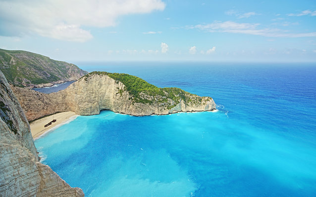 Zakinthos Island Greece