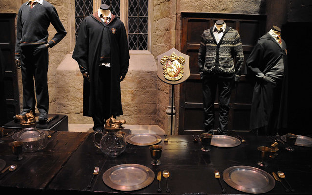Warner Bros. Studio Tour London Hogwarts