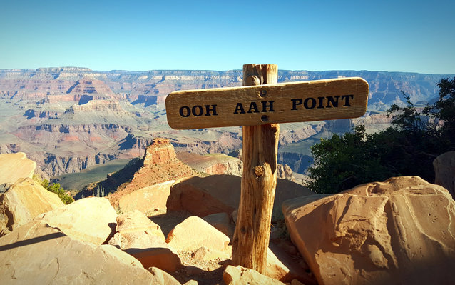 Ooh Aah Point, Grand Canyon National Park, Arizona
