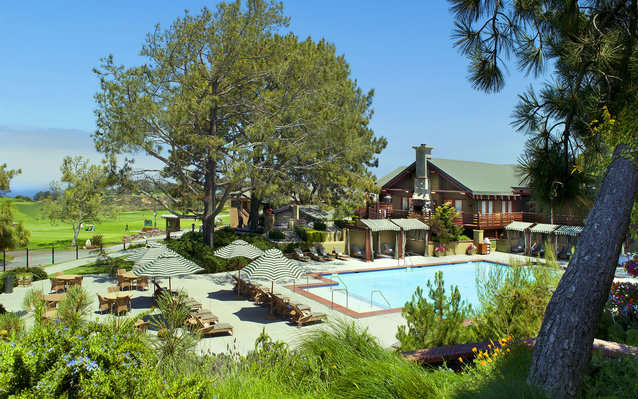 The Lodge at Torrey Pines Hotel in San Diego