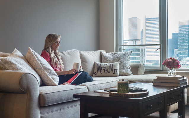 YOU CAN STAY IN NASTIA LIUKIN'S BOSTON HOME ON AIRBNB AND EVERYTHING IS RIGHT WITH THE WORLD