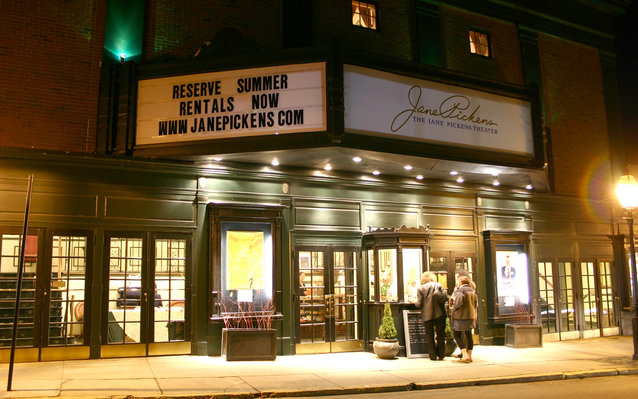 Jane Pickens Theater in Rhode Island