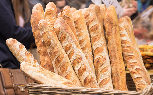 San Francisco Baguette Vending Machines Are Spitting Out Fresh Cooked Bread