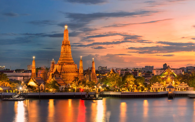 Bangkok Flight Deal