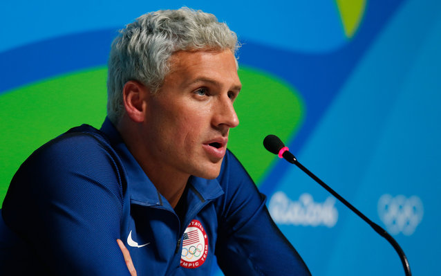 How Ryan Lochte's Rio Robbery Story Fell Apart